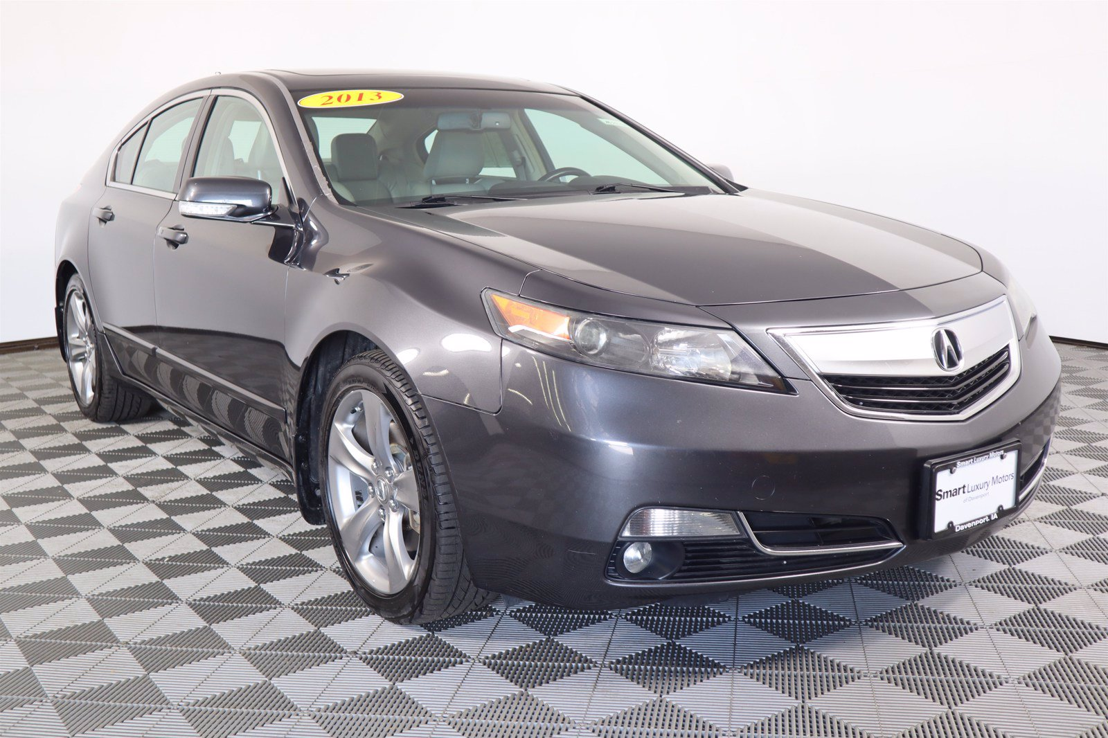 Pre-Owned 2013 Acura TL Advance