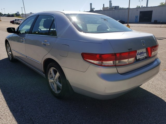 Pre-Owned 2004 Honda Accord Sdn EX
