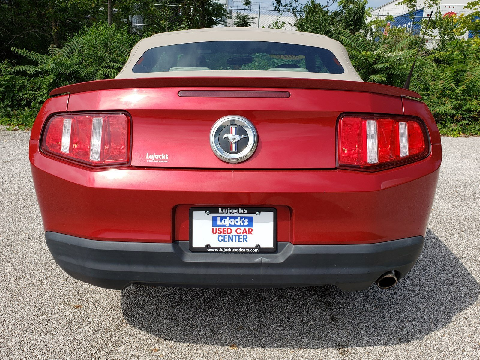 Pre-Owned 2010 Ford Mustang V6