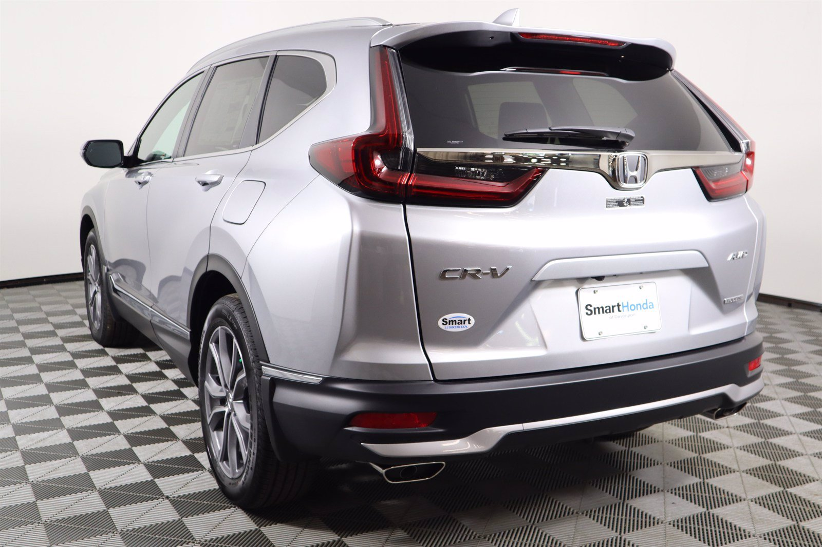 New 2020 Honda CR-V Touring