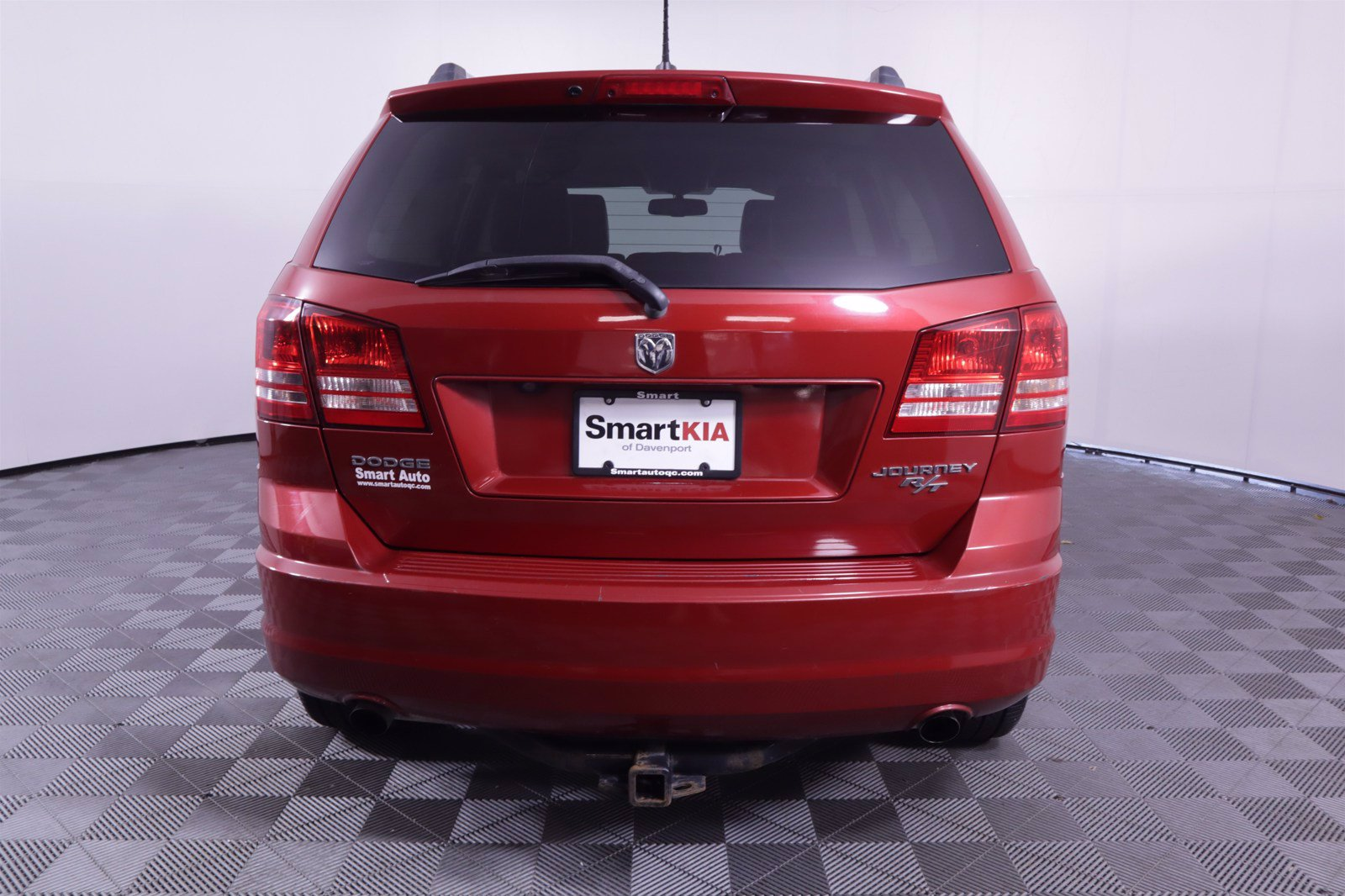 Pre-Owned 2009 Dodge Journey R/T