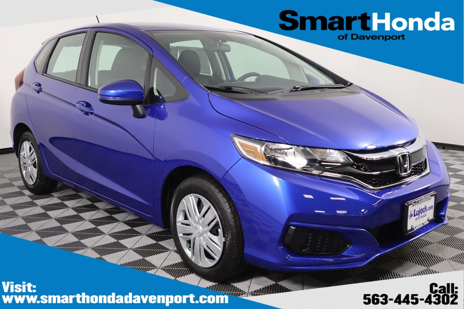 New 2019 Honda Fit LX FWD Hatchback