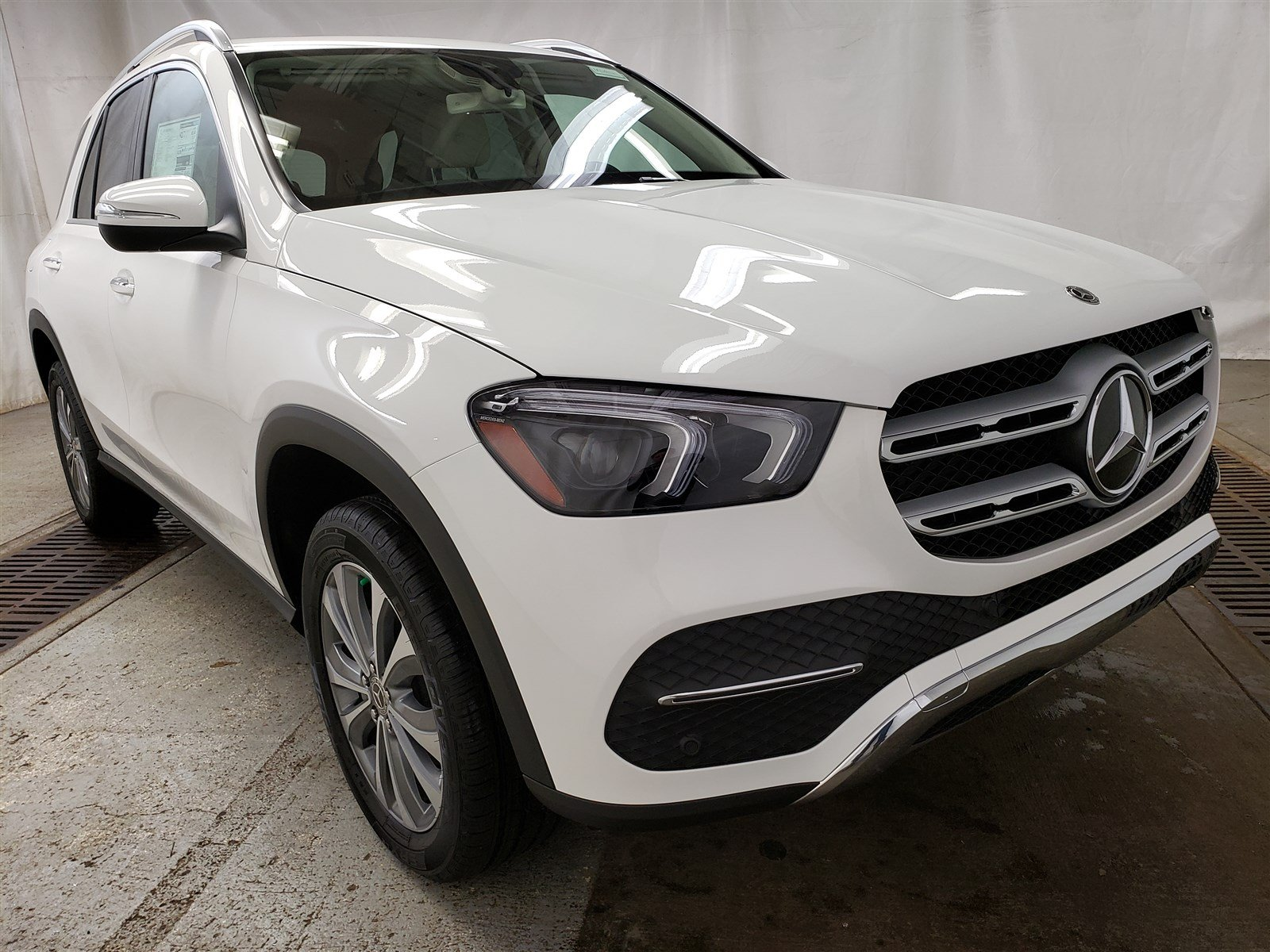 New 2020 Mercedes Benz GLE GLE 350