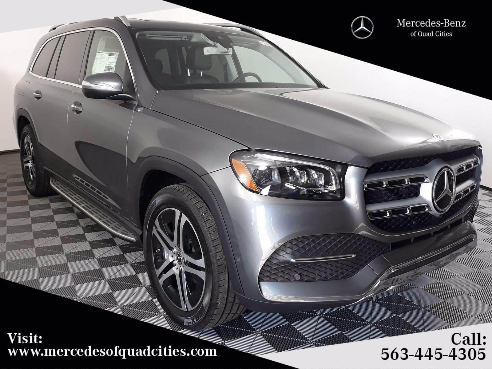 2020 Mercedes-Benz GLS 450 4MATIC®