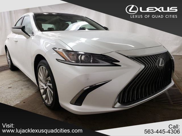 New 2019 Lexus ES ES 350 Luxury FWD 4dr Car