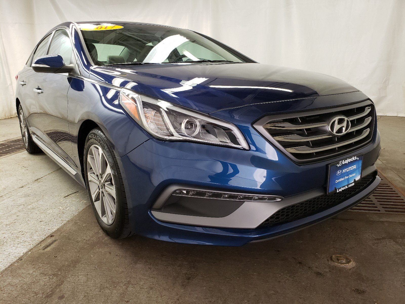 Certified Pre Owned 2017 Hyundai Sonata Limited