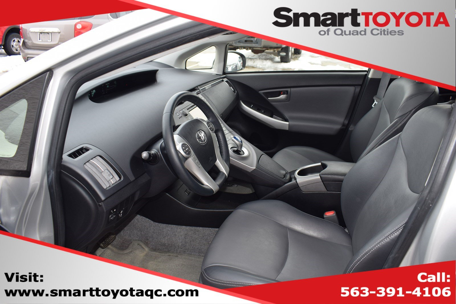 Certified Pre-Owned 2014 Toyota Prius Four