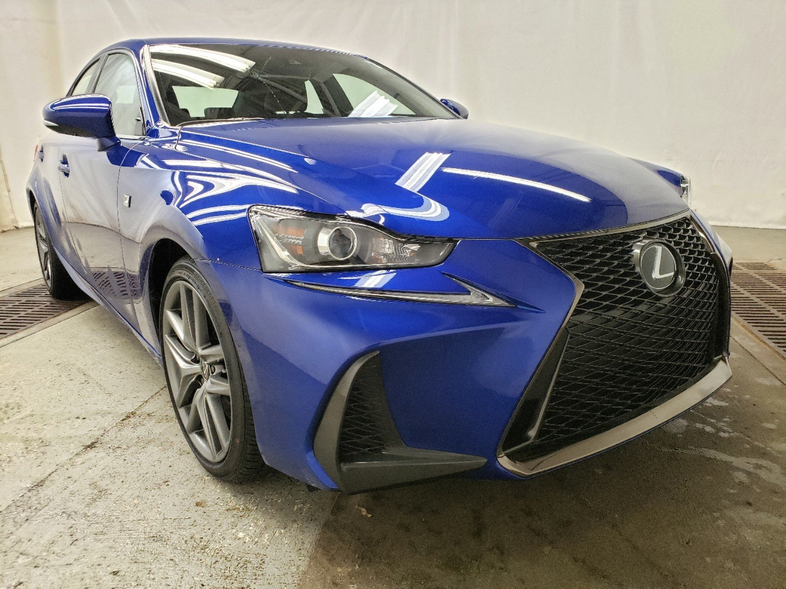 New 2019 Lexus IS 300