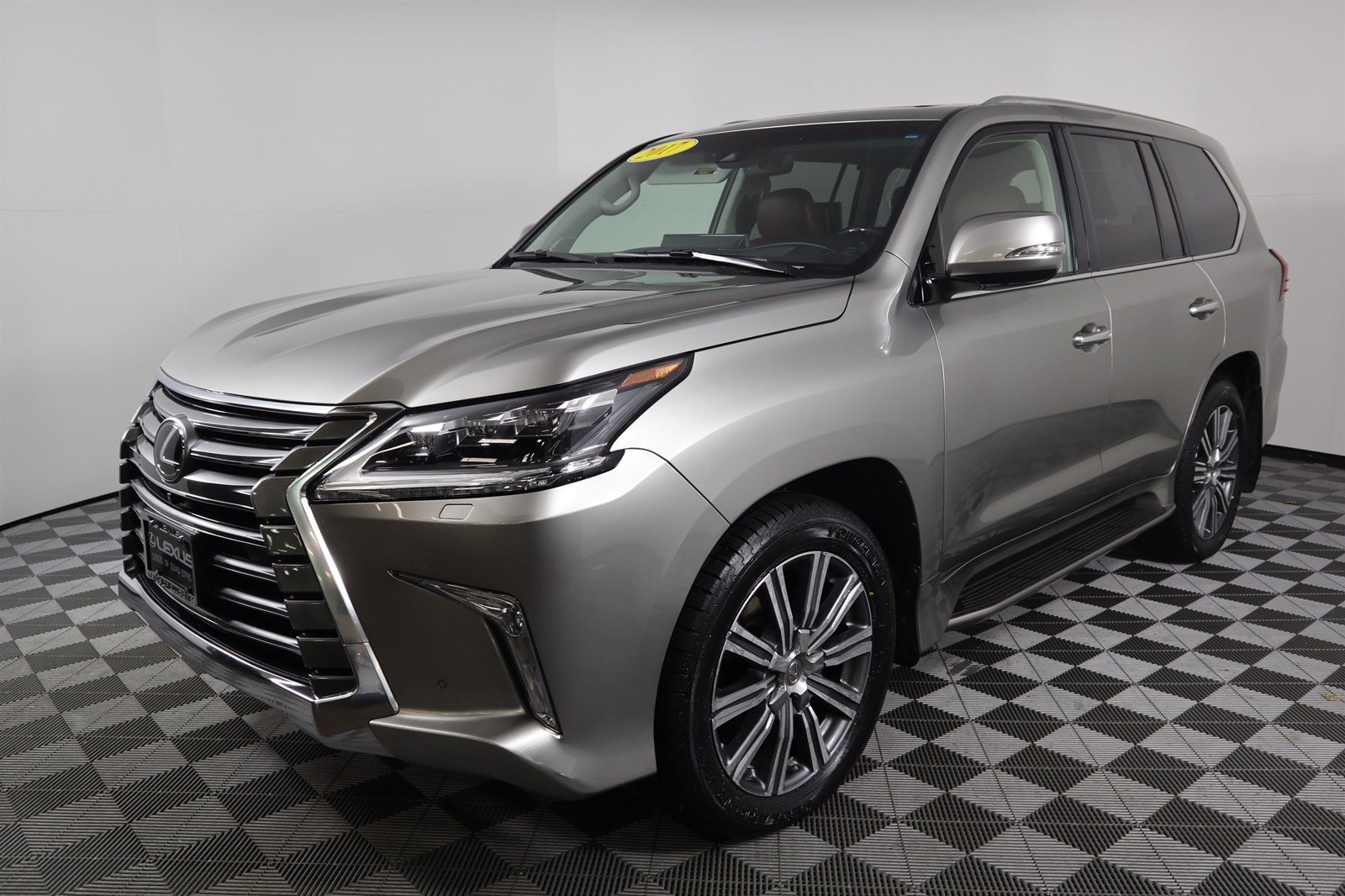 Lexus Certified Pre Owned >> Certified Pre Owned 2017 Lexus Lx Lx 570 With Navigation 4wd