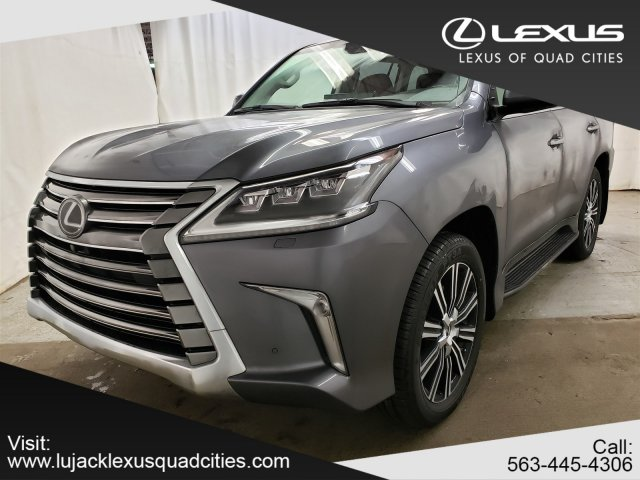 New 2019 Lexus LX 570 With Navigation & 4WD