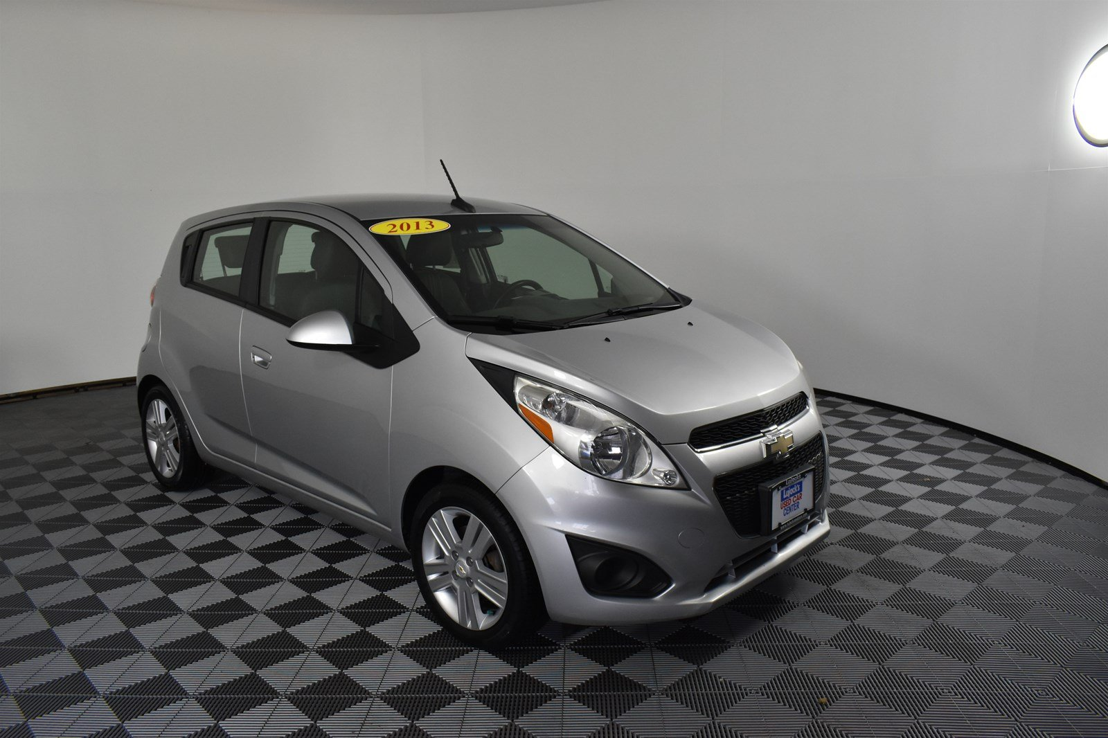 Pre-Owned 2013 Chevrolet Spark LS
