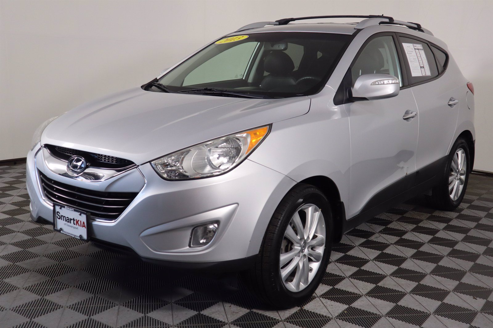 Pre-Owned 2013 Hyundai Tucson Limited