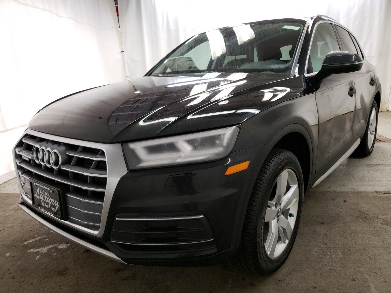 New 2018 Audi Q5 Tech Premium Plus