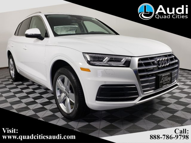 New 2019 Audi Q5 Premium Plus AWD