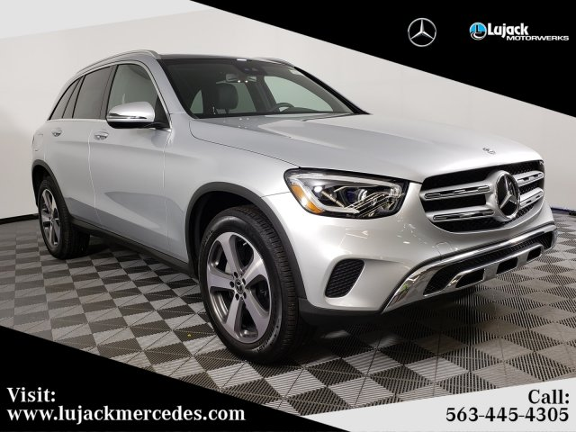 New 2020 Mercedes Benz Glc 300 4matic