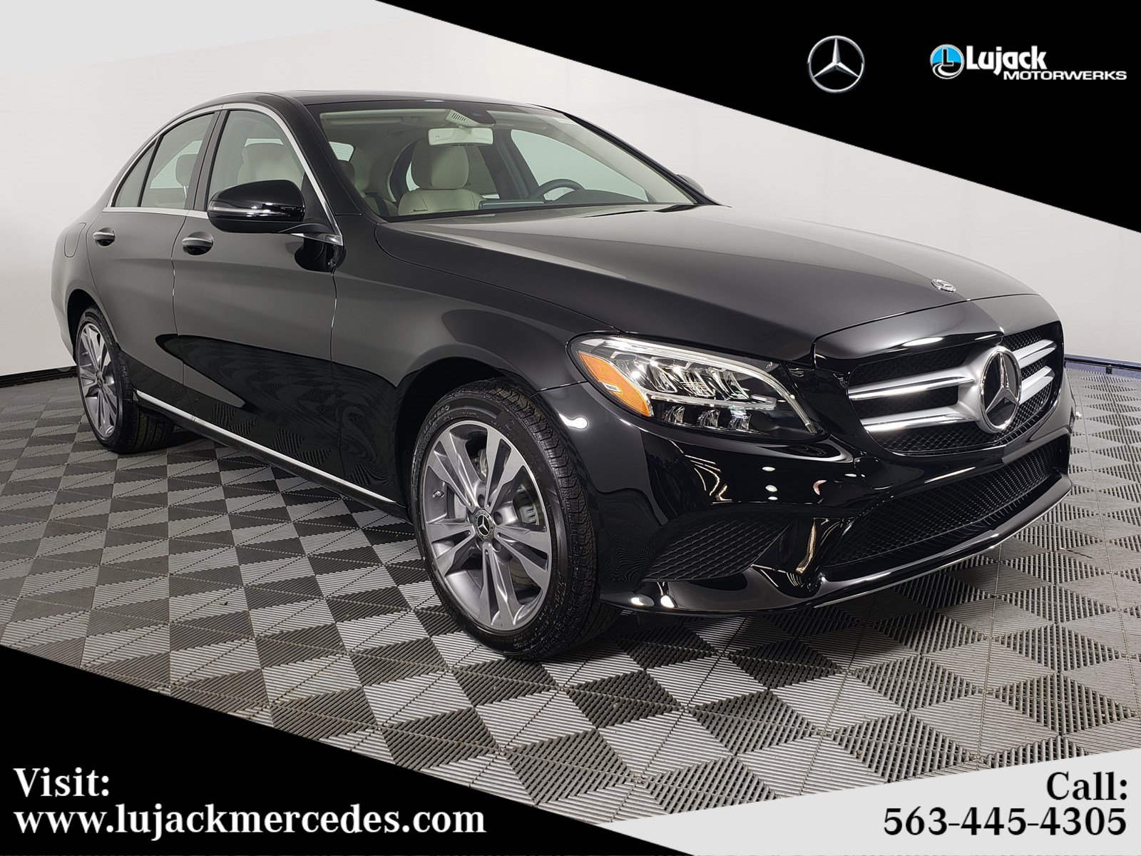 New 2020 Mercedes-Benz C 300 4MATIC®