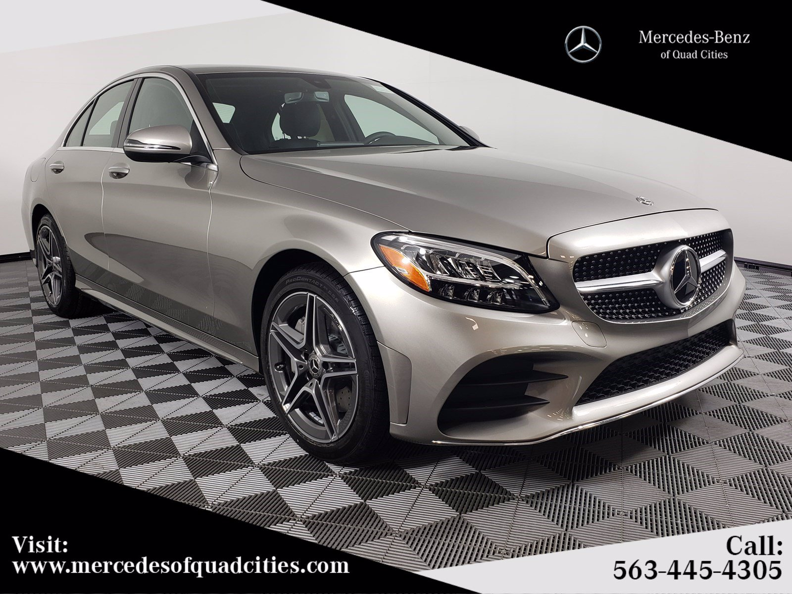 2020 Mercedes-Benz C 300 4MATIC®