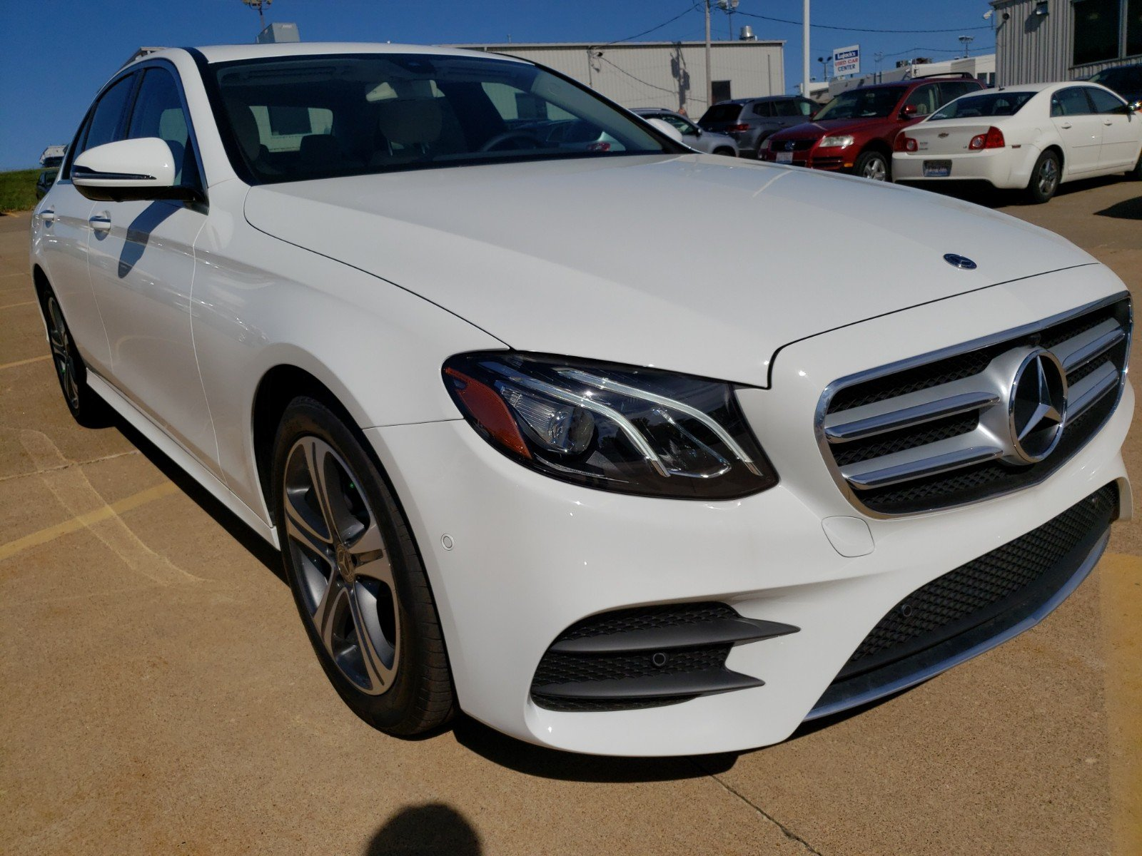 New 2019 Mercedes-Benz E 300 4MATIC®