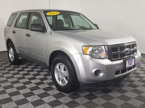 Pre-Owned 2011 Ford Escape XLS
