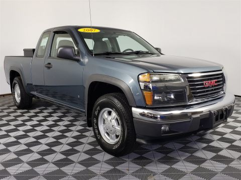 Pre-Owned 2007 GMC Canyon SL