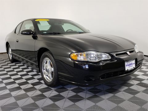 Pre-Owned 2005 Chevrolet Monte Carlo LS