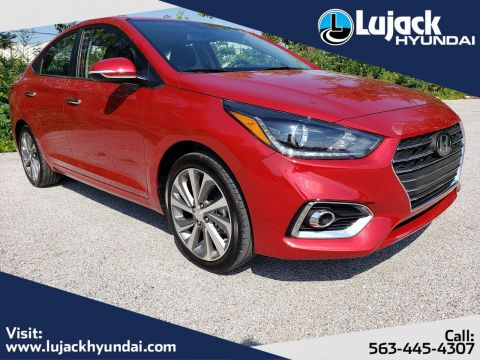 New 2020 Hyundai Accent Limited