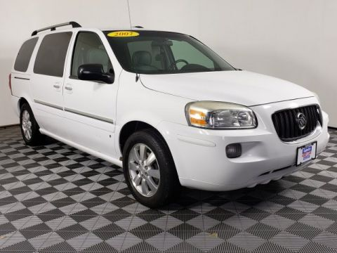 Pre-Owned 2007 Buick Terraza CXL