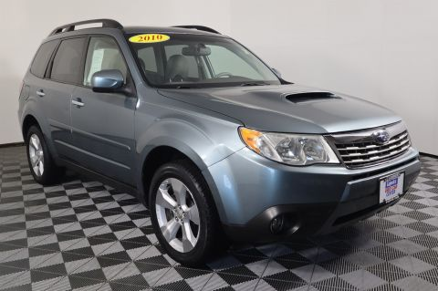 Pre-Owned 2010 Subaru Forester 2.5XT Limited