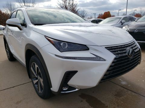 New 2019 Lexus NX 300 Base