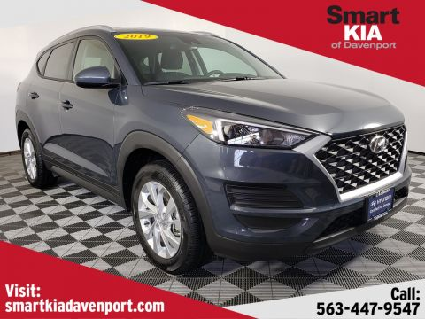 Certified Pre-Owned 2019 Hyundai Tucson Value
