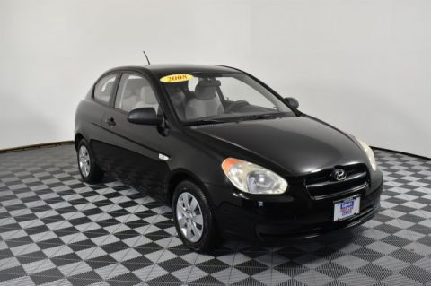 Pre-Owned 2008 Hyundai Accent GS