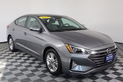 Certified Pre-Owned 2019 Hyundai Elantra Value Edition
