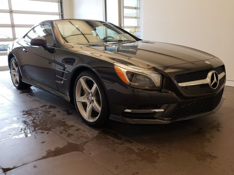 Pre-Owned 2016 Mercedes-Benz SL SL 400